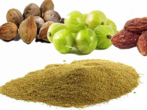 Triphala for herpes