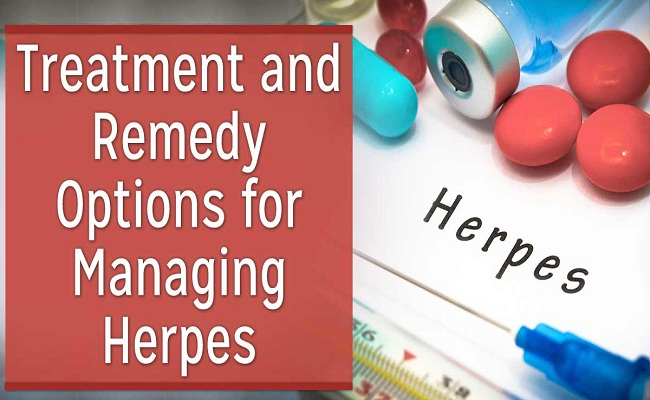 Herpes Treatment - Why antivirals are not your best option for